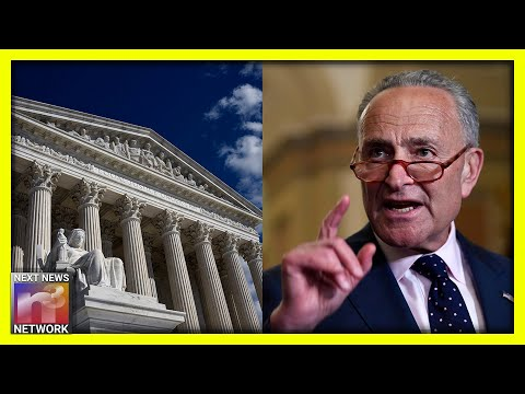 Chuck Schumer Openly ADMITS His Dirty Plan to Pack the Courts