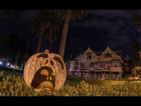 """Winchester Mystery House's Annual """"Hallowe'en Candlelight Tour"""" Adds New Frights!"""