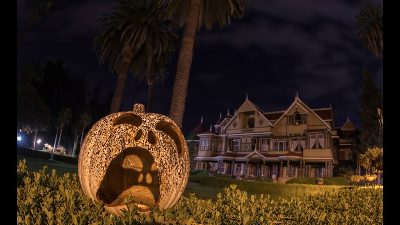 "winchester mystery house's annual ""hallowe'en candlelight tour"" adds"