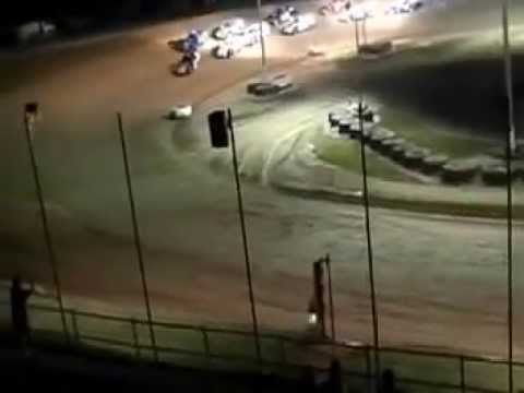 Spoon River Speedway Pro Modified Feature: 8/1/15