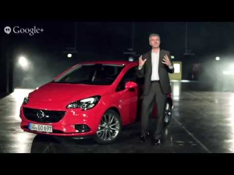 New Opel Corsa Reveal By Mark Adams!  Auto Industrial Porto
