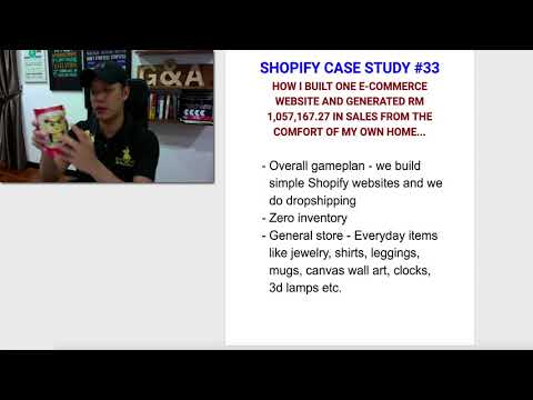 Rich Dad Summit $5,000 Bonus & RM1 Million+ In Sales With SHOPIFY CASE STUDY #33