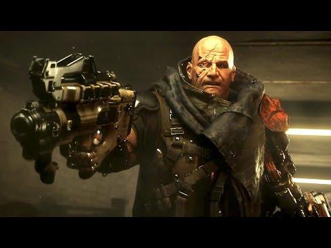 Deus Ex: Mankind Divided — Анонс | ТРЕЙЛЕР