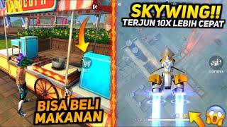 TOP 5 TRIK DAN BUG TERBARU SETELAH UPDATE DI FREE FIRE - Skywing Terjun dengan Gaya !