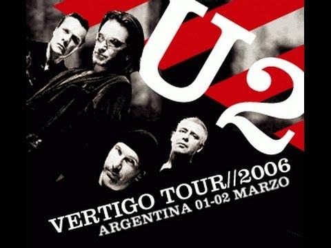 U2 Vertigo Tour Live In Buenos Aires - Argentina - 03-02-2006 [ FULL CONCERT ]