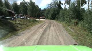CCW Hill Climb 2011 Rättvik 2:a åket