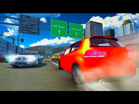 Extreme Urban Racing Simulator - Best Android Gameplay HD