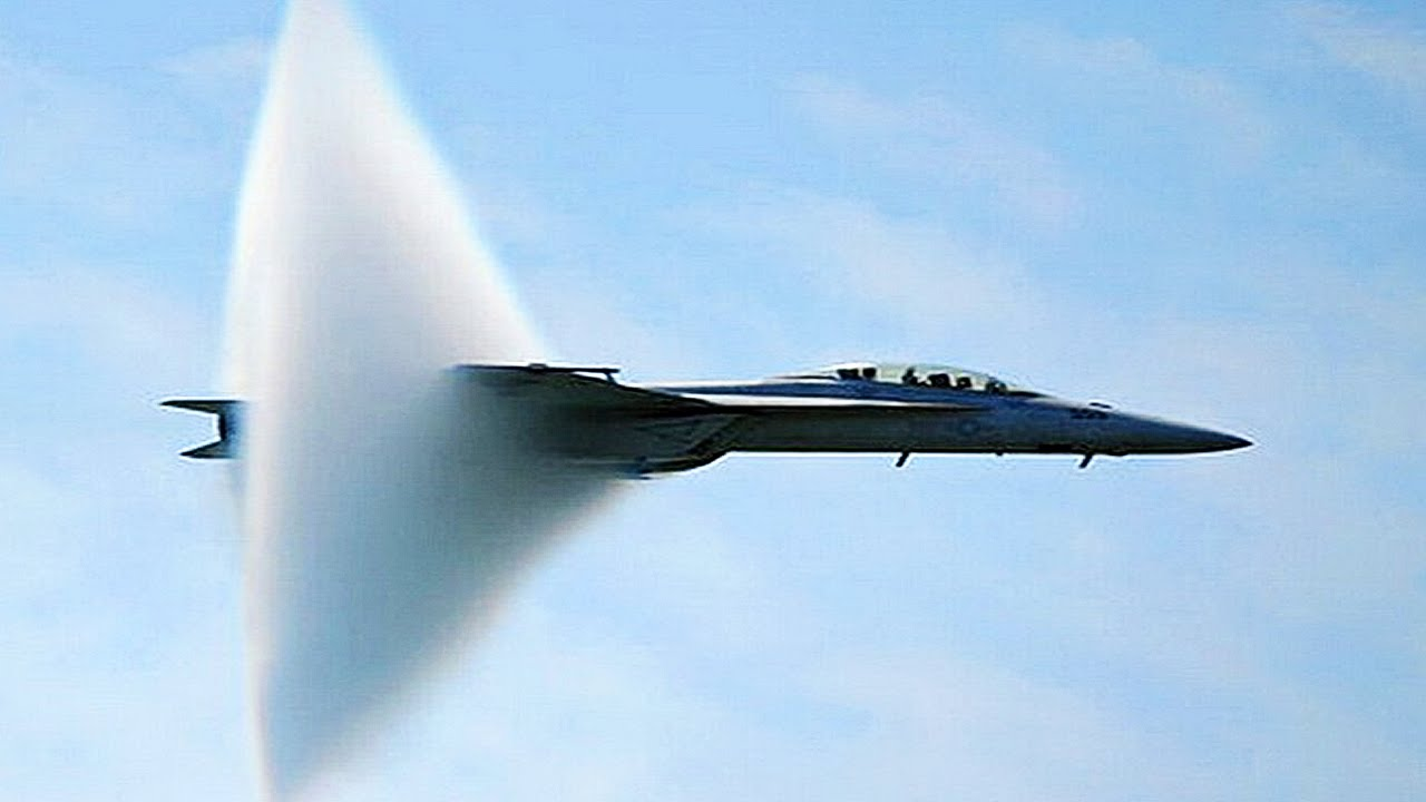 What Is a Sonic Boom? - YouTube