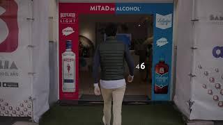 Vídeo Teaser Espacio Pernod Light SAMPLIA 14 05