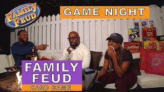 GAME NIGHT Family Feud Strikeout