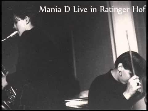 MANIA D live in Düsseldorf (1980)