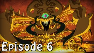Zelda Wind Waker : La Caverne du Dragon | Episode 6 - Let