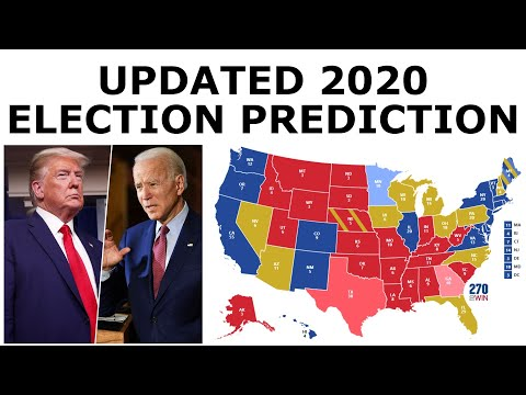 Updated 2020 Election Prediction (July 1, 2020)