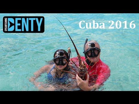 Cuba et Chasse sous-marine aux Langoustes
