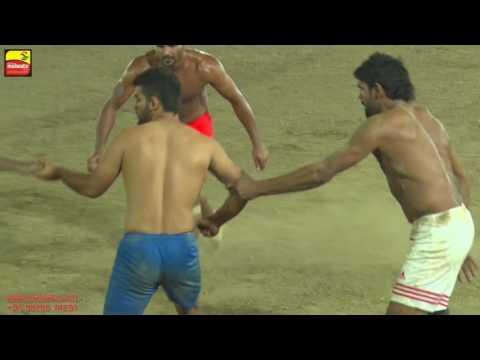 GILL ਗਿੱਲ (ਮੋਗਾ) l ਕਬੱਡੀ کبڈی KABADDI TOURNAMENT-16 | 4 QURT | MADI MUSTFA vs BUTTER KALAN | Part 12