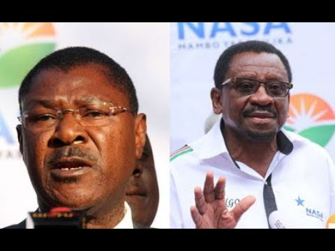 We are done! Wetangula opts out of Nasa citing allies' betrayal