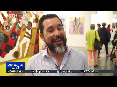 Cape Town Art Fair creates platform for emerging artists