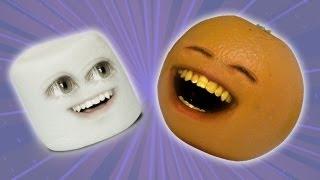 Annoying Orange - Annoying Marshmallow