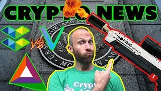 VeSCAM vs. Elastos | Flamethrower Phishing Scam | $BAT Spikes | SEC Supporting ICOs?