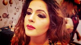 Engagement makeup | Khoobsurat Makeovers | Rubina Verma