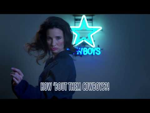 How 'Bout Them Cowboys  Rob Riggle & Alison Becker Starboy parody