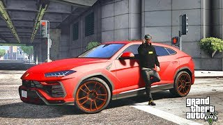 GTA 5 REAL LIFE CJ MOD #86 -  I'M IN TROUBLE!!!(GTA 5 REAL LIFE MODS/ THUG LIFE)