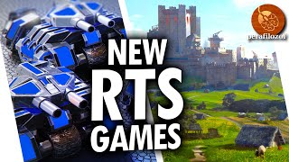 🔼 13 New Bąse Building & RTS games in 2021 | Best upcoming PC and console Strategy games