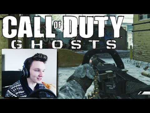 CoD Ghosts - WITZIGSTE WAFFE EVER! :'D - LIVE mit Danny Burnage #4