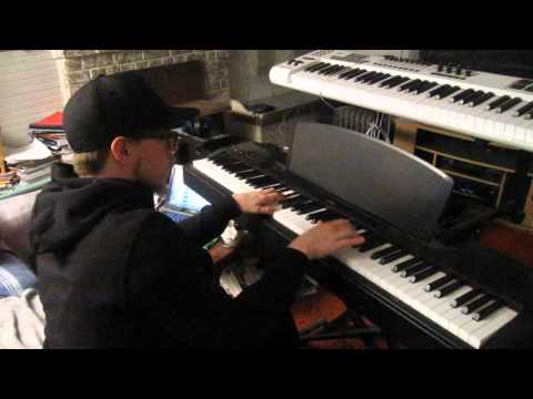 Hi Tek Music For Life Piano Cover J Dilla Nas Common Busta Rhymes