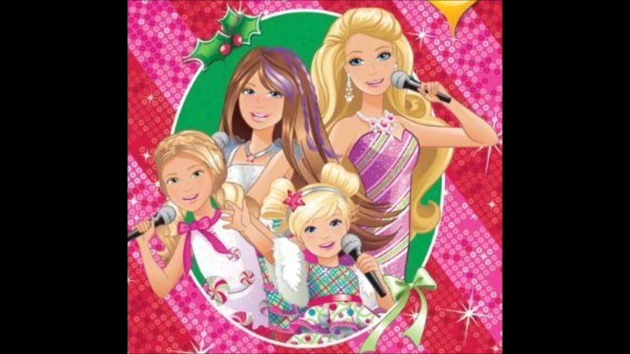 "Barbie: A Perfect Christmas Soundtrack - ""Holiday"" (Lyrics ..."