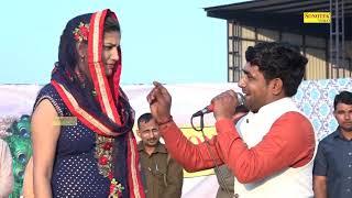 Sapna Chaudhary & Papsi I Patla Dupatta Tera Muh Deekhe | Haryanvi Ragni I Ragni Kisse