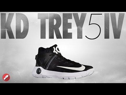 Nike Kd Trey 5 IV Initial Thoughts!