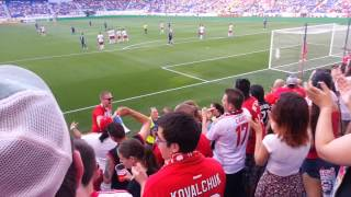 "NYRB Viking Army singing ""All Day"" at RBA 2013"