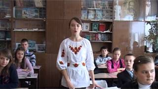Білогородська ЗОШ №1(Відеоролик для проекту