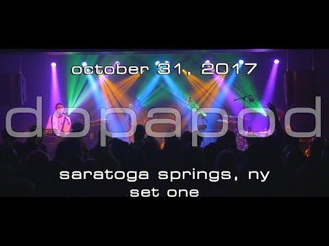 Dopapod: 2017-10-31 - Putnam Den; Saratoga Springs, NY (Set 1) [4K]