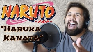 "ENGLISH ""Haruka Kanata"" Naruto (Cover by Caleb Hyles)"