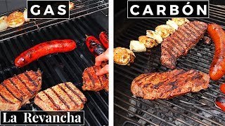 La Revancha: Asador de Gas vs Carbón | La Capital