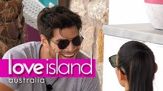 Justin is into Tayla | Love Island Australia 2018