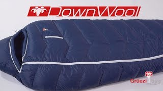 Gruezi Bag Biopod DownWool Schlafsack DE