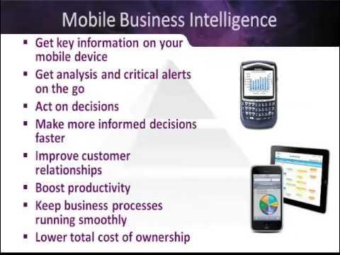 SAP Business Objects BI 4.0 Training - YouTube