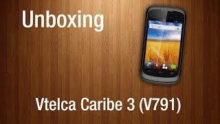 Unboxing - Vtelca Caribe 3