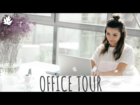OFFICE TOUR | ALEXANDRA PEREIRA