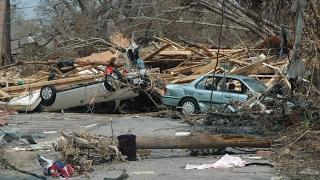 أين كنت | عندما ضرب #إعصار كاترينا الولايات المتحدة