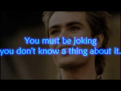 Wouldn't It Be Good - Nik Kershaw lyrics