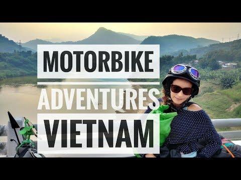 Vietnam Motorbike Trip | 15h of ride, Dak Lak Province, Pleiku to Hoi An