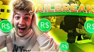 🔴 ROBUX DRAWTS - VIP SERVED IN JAILBREAK!! 🔴 - DIRECTO ROBLOX