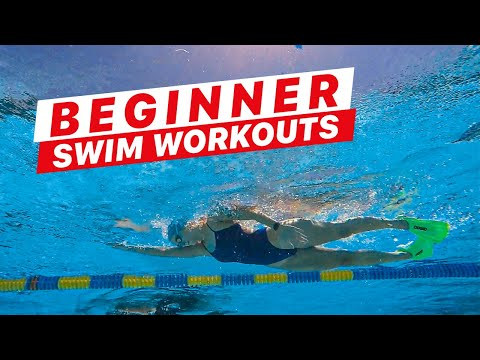 3 Swim Workouts for Beginners