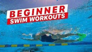 3 Swim Workouts for Beginners screenshot 2