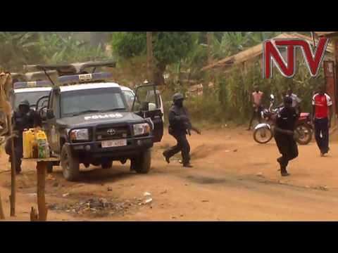 IGP parades key suspects in Bukomansimbi attacks