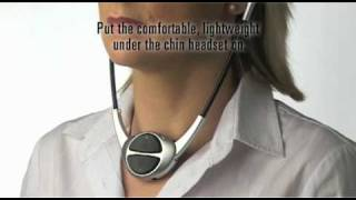 Wireless TV Listener for the Hard of Hearing: CL 7300